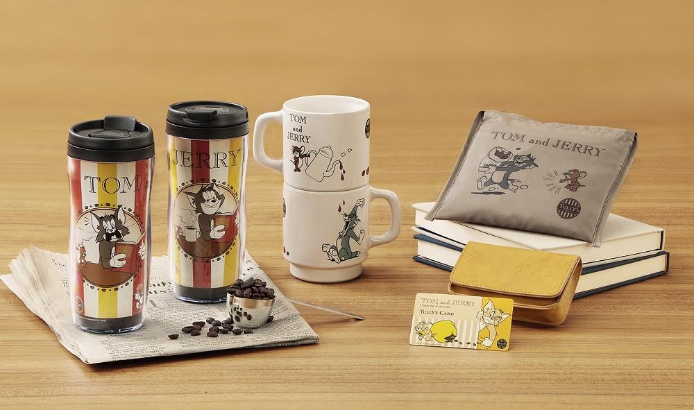 タリーズコーヒーが「トムとジェリー」と初めてのコラボ🐭🧀🐱💗タンブラーなどの限定アイテムを6月8日(月)より発売✨✨