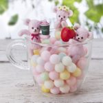 カップのふちにかけたりして 飾って楽しめる「ふちベアフル」の第二弾が6月17日(水)発売🧸💗💗季節のおすすめナタデココドリンクもご紹介🥭🌼
