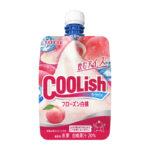 おいしくスッキリリフレッシュ!冷えた白桃の味わいが楽しめる『クーリッシュ フローズン白桃』が6月22日(月)発売🍑💖