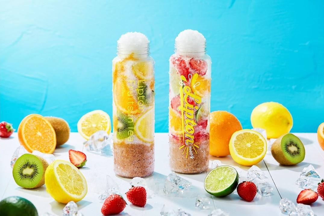 夏にぴったり🌈紅茶のひんやりスイーツ「パフェ氷」が新登場🌺💚「Lipton TEA STAND Fruits in Tea」が7月10日(金)より代官山と大阪、7月22日(水)より吉祥寺に限定オープン🎉