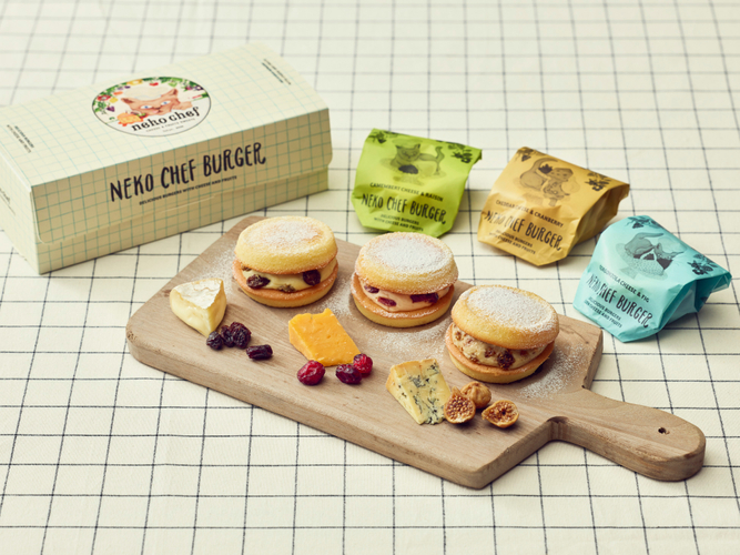 チーズとフルーツを使ったスイーツはギフトにもぴったり💕新ブランド「ネコシェフ」東京駅の新スポット「東京ギフトパレット」にオープン😻🎉