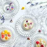 お花の焼きドーナツ専門店『gmgm』から、爽やかで涼しげな夏限定の新作『冷たいお花のドーナツ』が7月17日(金)より数量限定発売開始🌼🐬