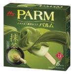 深い旨みが感じられる宇治玉露を使用した本格的な味わい🍵✨「PARM(パルム) 抹茶(6本入り)」9月7日(月)よりリニューアル発売💚