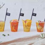 【BOTANIST Tokyo】紅茶に果汁をたっぷりと注いだカスタマイズできる「クラフトティー」が9月5日新登場!🧡