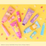 大人気!「Lovisia ポケモンギフトコスメシリーズ」からリップクリームとハンドクリームが発売🌈💖コダックが新たに登場😻🧡