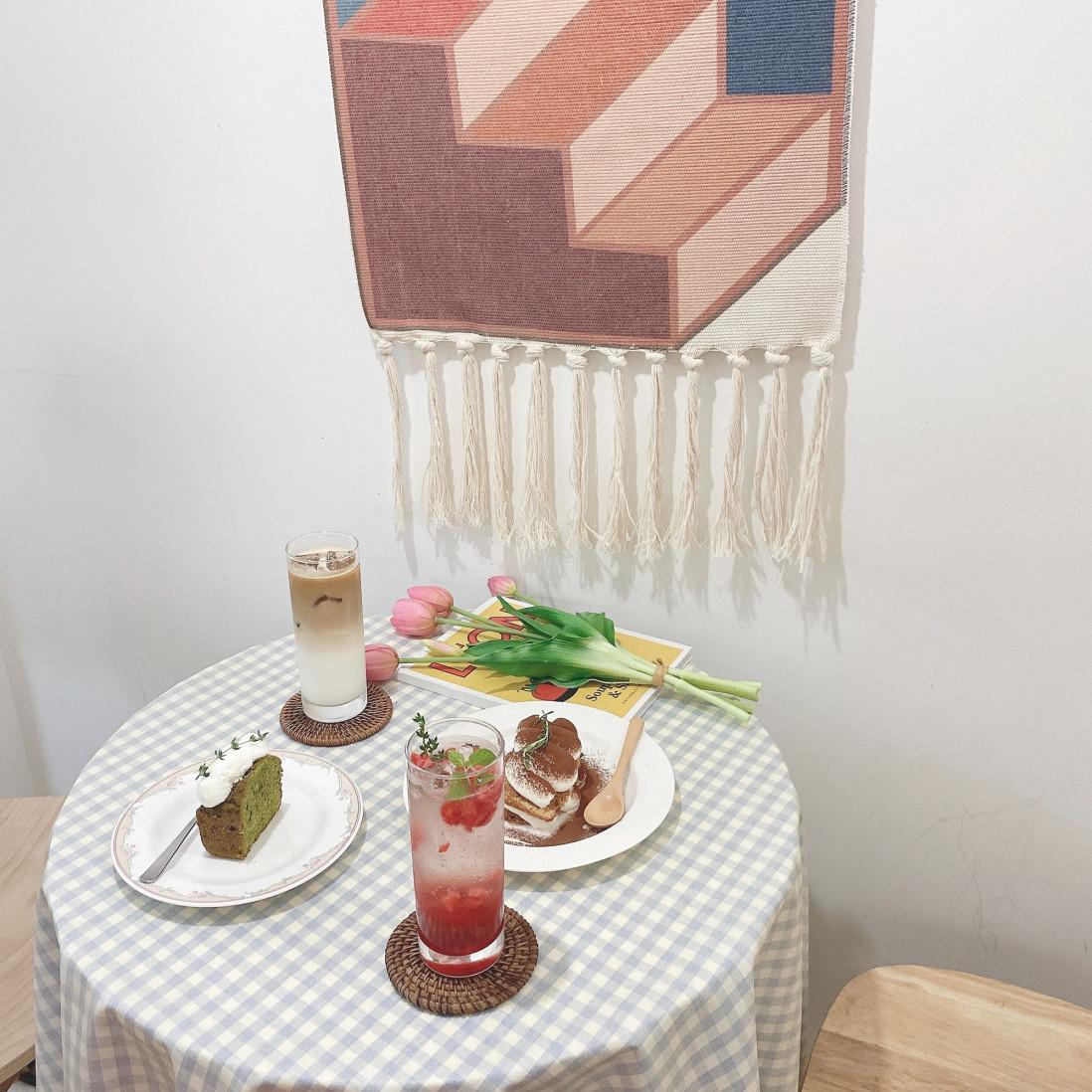 【大阪・北堀江】お洒落な韓国風カフェ『カフェ スケッチ(Cafe Sketch)』