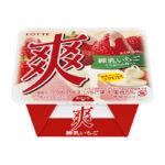 練乳アイス×甘酸っぱいいちごアイスのバランスがクセになる🤤💗『爽 練乳いちご』9月14日(月)発売🍓✨