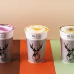 野菜と季節の食材がミルクティーに😳?1杯で2つの風味が楽しめる季節限定「スイーツべジミルクティー」9月18日発売開始🌰🥕✴️