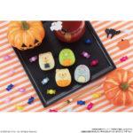 「すみっコぐらし」の和菓子がハロウィンをイメージした装いに🎃💙10月6日発売🌈