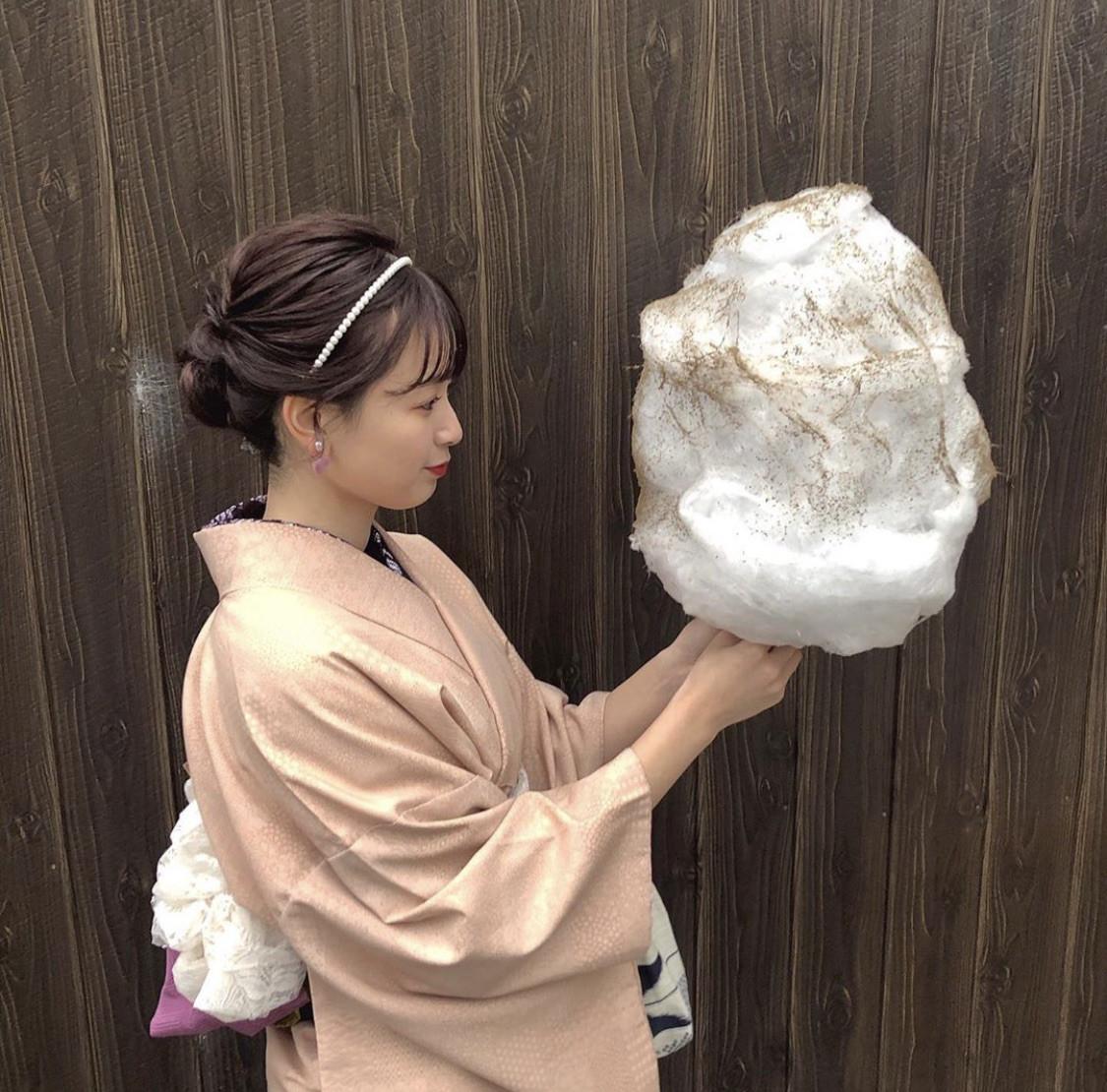 着物で京都散策👘