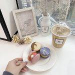 行くなら今!!『トゥンカロン』を食べながらまったり過ごせる韓国風カフェ ☕️