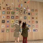 懐かしさ感じる展覧会!『かわいすぎるアート』を感じて…🎨♡【 tuperatuperaのかおてん】