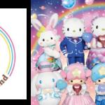 サンリオピューロランド30th Anniversary Parade「Hello, New World ~虹を、つなごう~」上演中🎉🌈