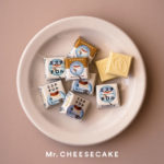 Mr. CHEESECAKE × セブン‐イレブン × チロルチョコ待望のコラボレーション商品が発売🧀🧡
