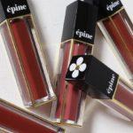 おパリ女子注目!🐩大人気ブランド『 epine 』から初のリップが登場!【 epine rouge 】💄♡