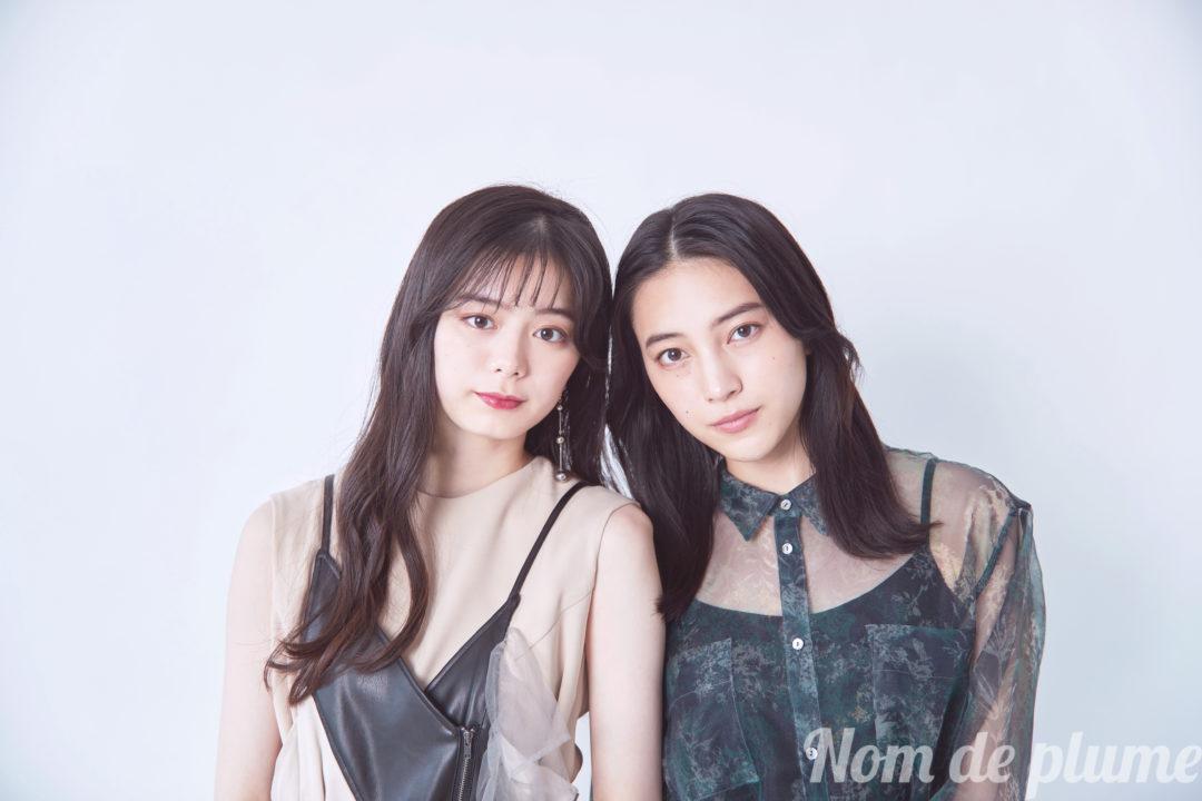 映画「藍に響け」W主演!〈紺野彩夏×久保田紗友〉インタビュー!