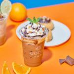 GODIVA café Tokyo にオレンジを中心とした夏のメニュー&新グランドメニューが登場🍊🤎