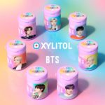「キシリトールガム BTS Smileボトル」数量限定で発売☺︎🌈🧡