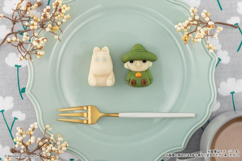 食べマスシリーズ初登場🎉💖『食べマス ムーミン』10月19日(火)販売開始🌿✨