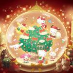 スノードームをテーマにしたスペシャルイベント「ピューロクリスマス」11月5日〜開催🎄💖