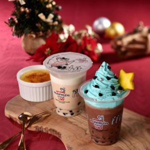 \\インスタ映え📷//ムーミンスタンドから期間限定『チョコミントクリーム』が登場😆🍫🌈