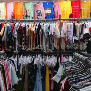 台湾🇹🇼に訪れたら、西門の激安洋服店に行こう💨
