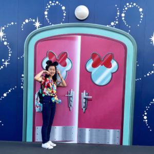 ディズニー行ったら必ず撮りたい!ディズニーフォトスポット♥️✌🏻️