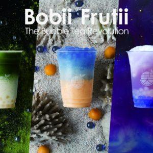 最も美しすぎるタピオカドリンク🦋台湾発祥の「Bobii Frutii」期間限定オープン💙