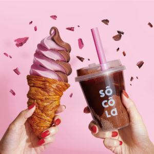 純生濃厚チョコレートを体験してみて❣️「濃厚チョコレート専門店 SÔ CÔ La(ソコラ)」7月15日原宿にオープン🍫🎉