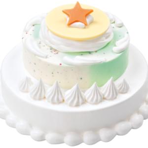 祝!「ポッピングシャワー」20周年🧡💚ポッピングシャワーが主役のスペシャルなケーキが登場💫✨